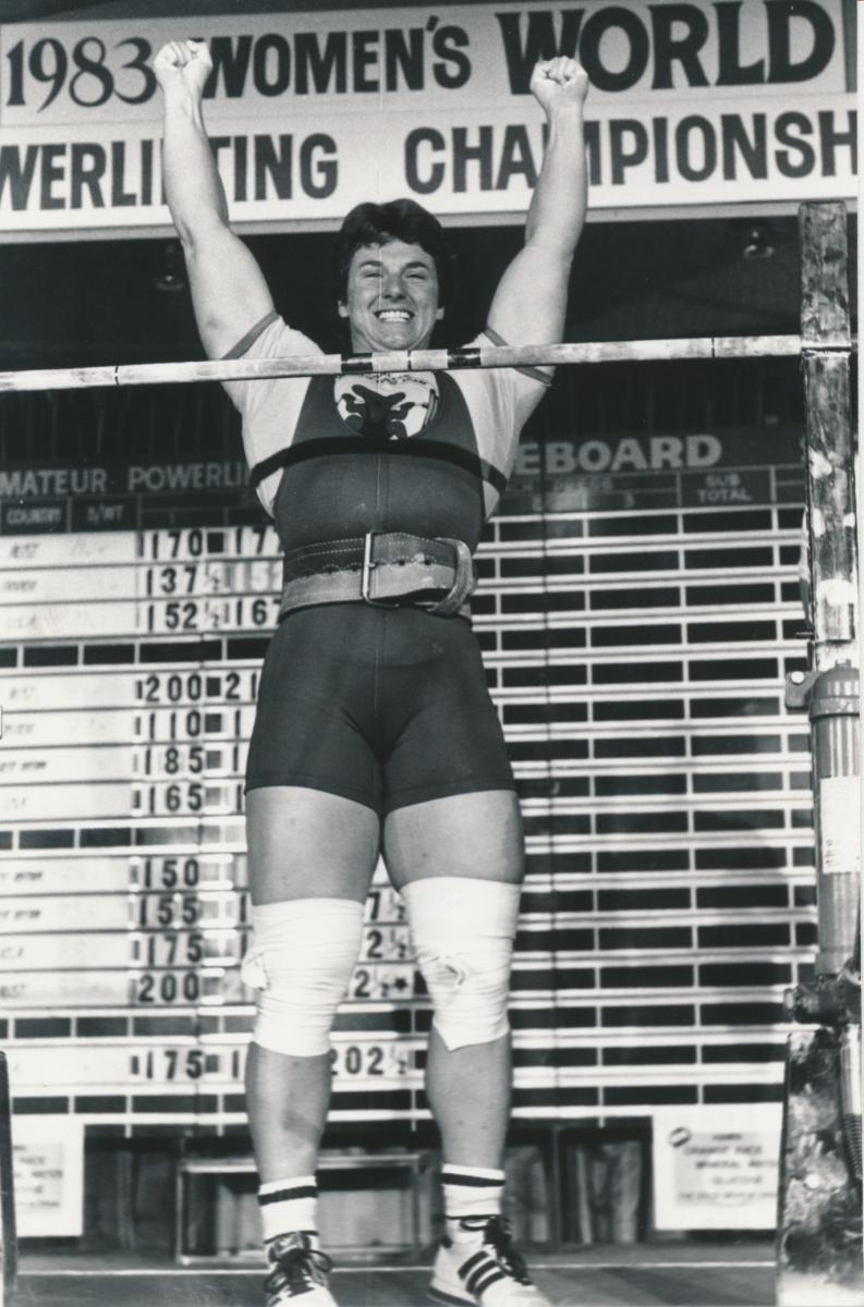 About Bev Francis Bev Francis Powerhouse Gym
